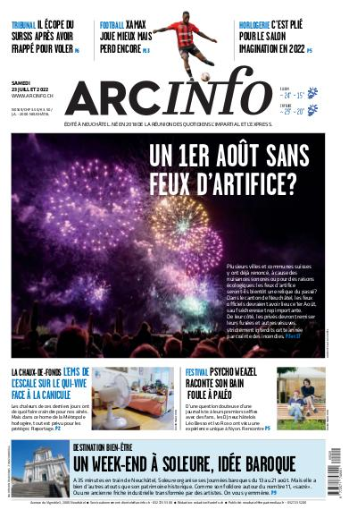 Journal Arcinfo